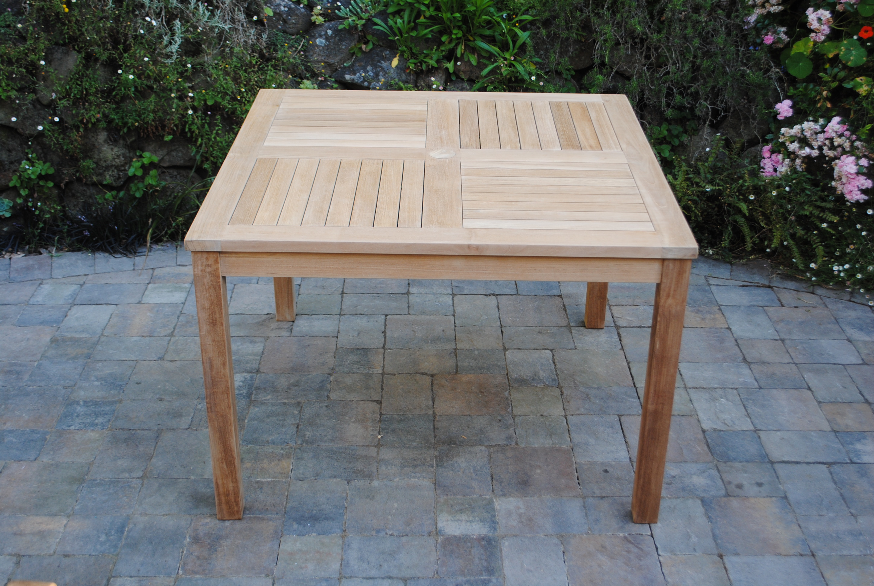 43″ Square Table