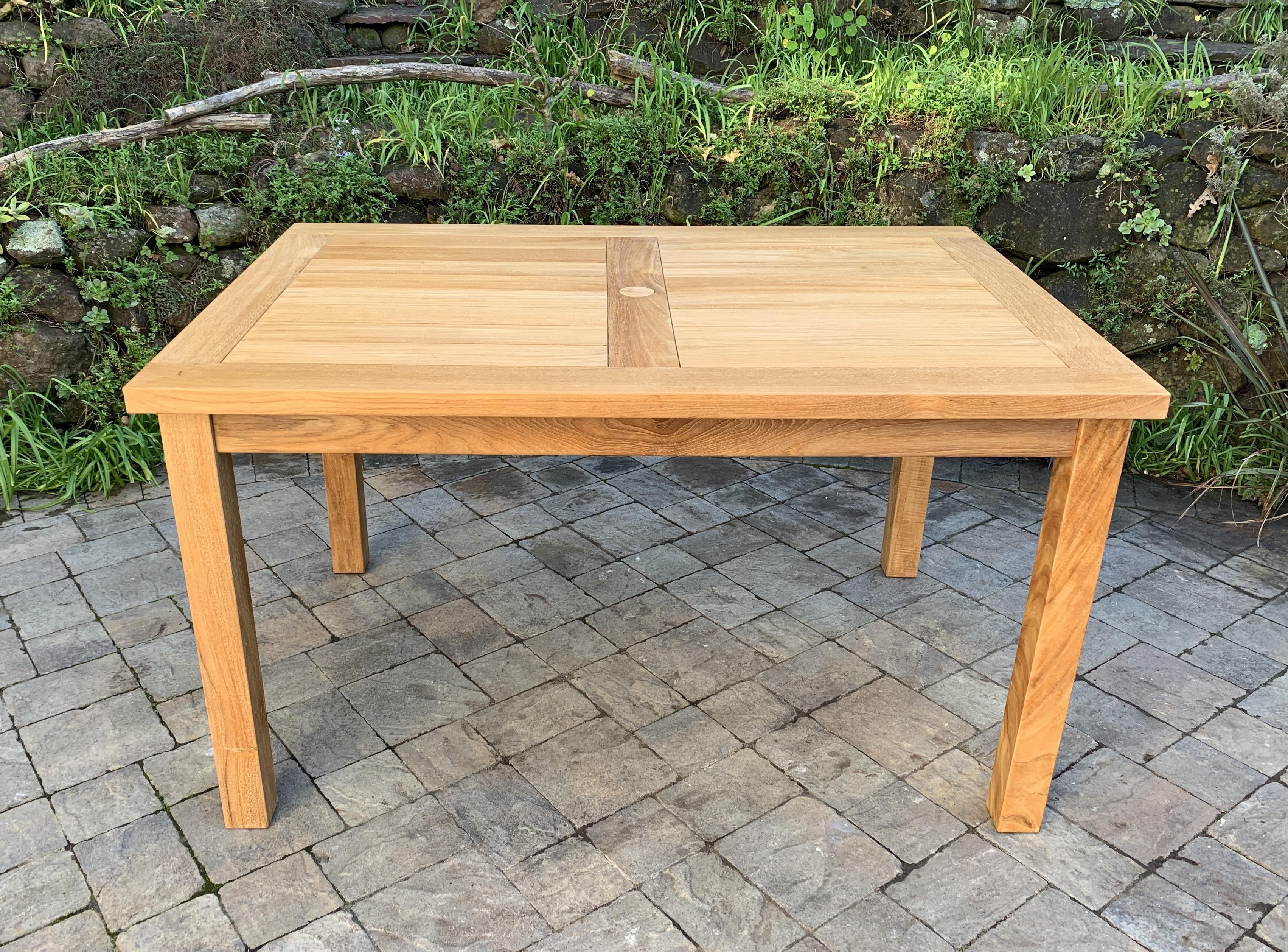 55″ Rectangle Farm Table