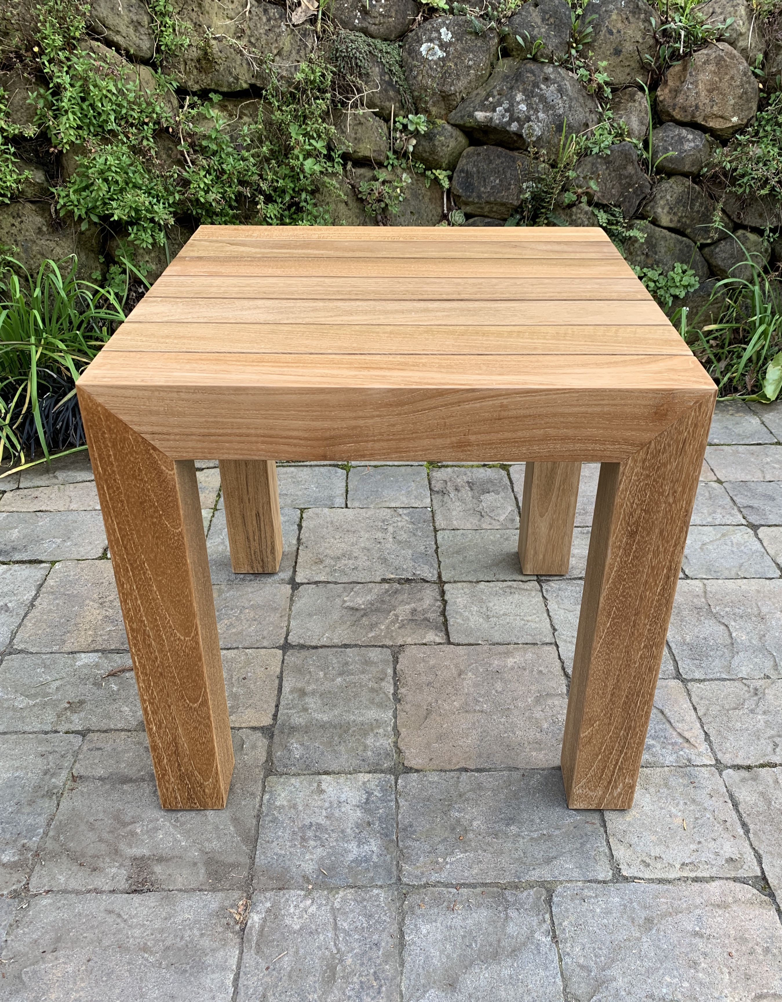 Capitola Square Side Table
