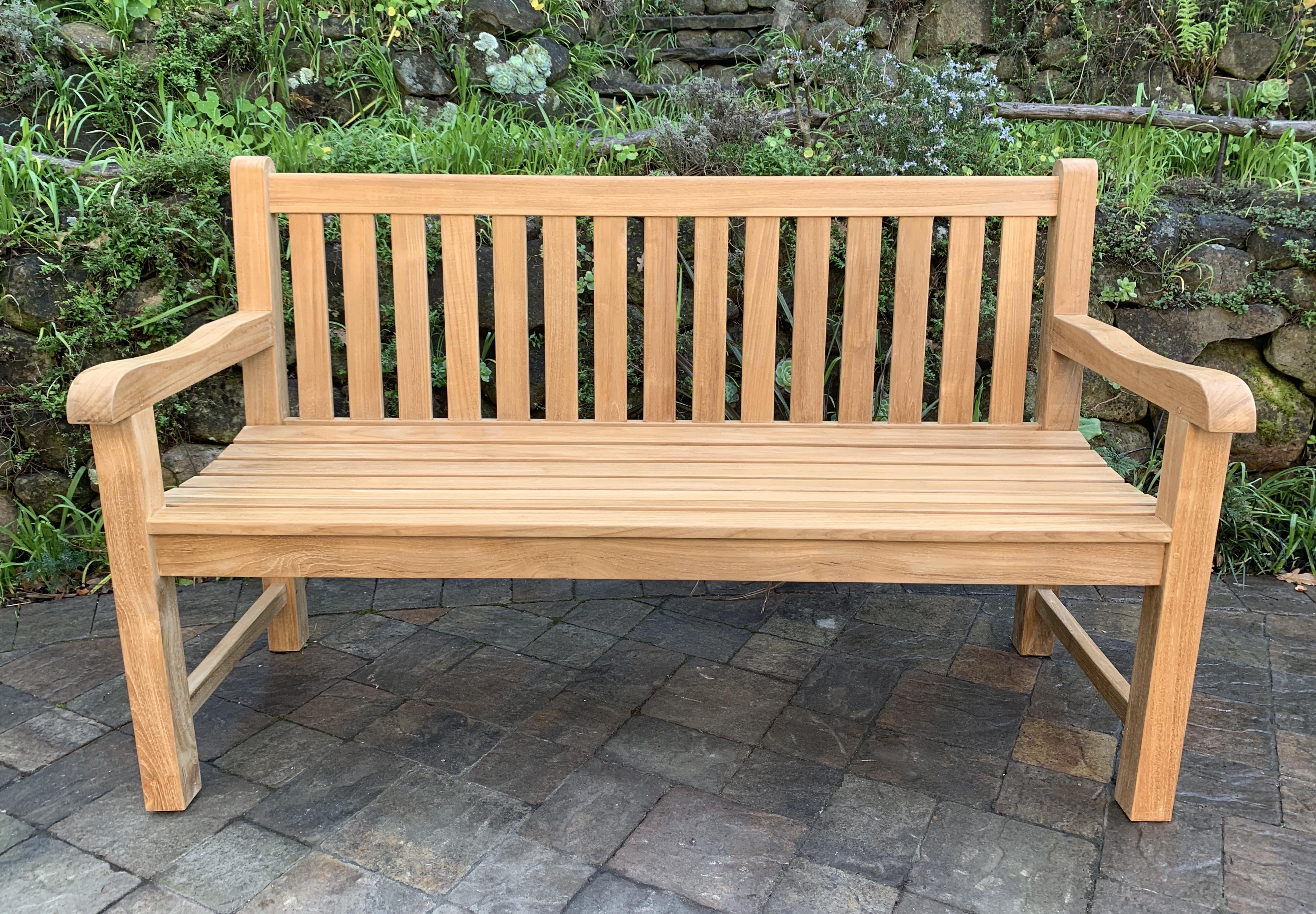 5′ Garden Bench