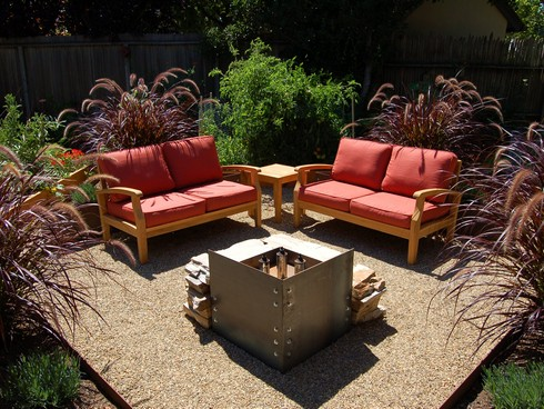 Sonoma Deep Seating Loveseat with Sunbrella Cushions