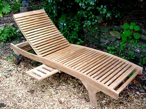 Chaise Sun Lounger