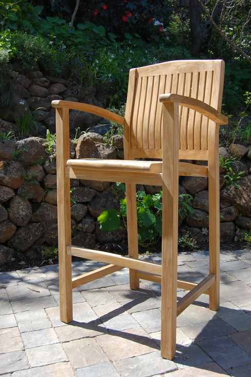 Napa Bar Chair with Arms