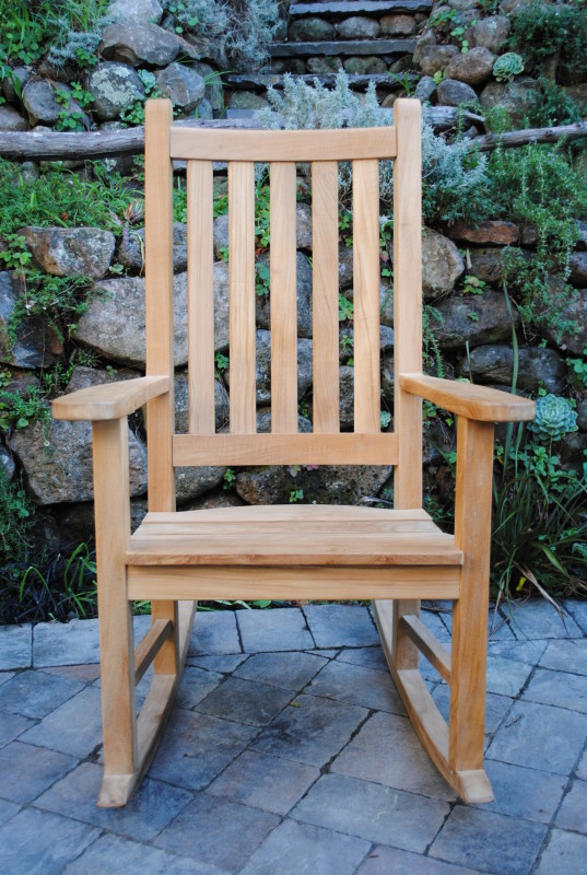 Calistoga Rocking Chair