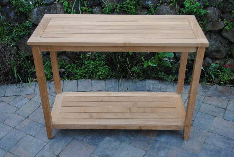 Console Buffet Table. Teak Furniture San Leandro, ...