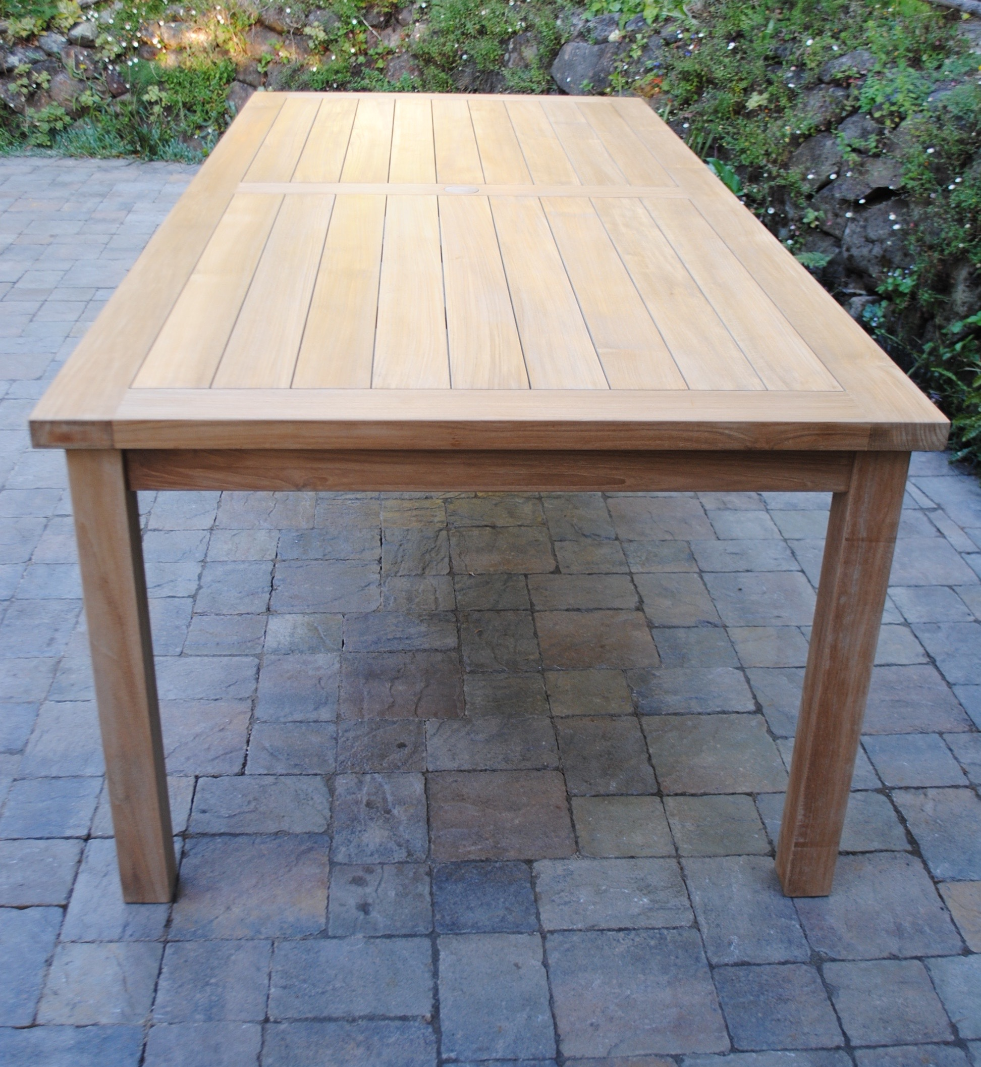 8′ Rectangle Farm Table